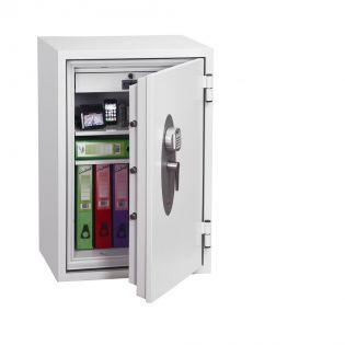 Coffre fort ignifuge supports informatiques - Serrure électronique - PHOENIX FIREFOX SS1621E