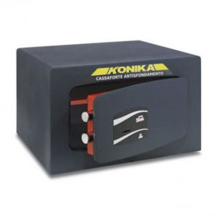 Coffre-fort de sécurité serrure à clé Série 3200 TK-STARK-3204-TK