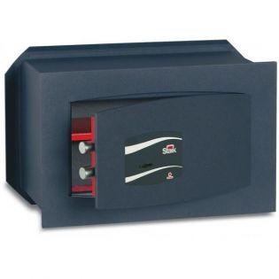 Coffre-fort à emmurer serrure à clé Série 800 STARK-801