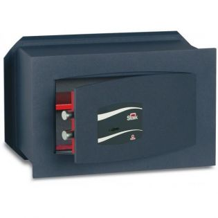 Coffre-fort à emmurer serrure à clé Série 800 STARK-801P