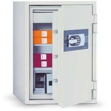 Coffre fort ignifuge - Serrure électronique - TECHNOMAX 080-DEC
