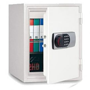 Coffre fort ignifuge - Serrure électronique - TECHNOMAX 20-SE