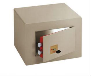 Coffre fort de sécurité à poser à clé TECHNOMAX - 320-CH