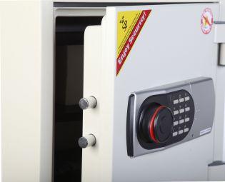 Coffre fort ignifuge - Serrure électronique - TECHNOMAX 40-SE