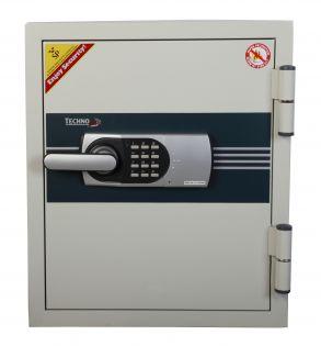 Coffre fort ignifuge - Serrure électronique - TECHNOMAX 50-SE