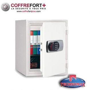 Coffre fort ignifuge - Serrure électronique - 80-E