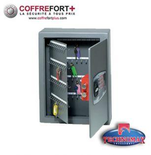 Armoire à clé - Serrure électronique - CE-120 TECHNOMAX