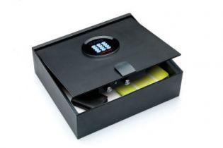 Coffre fort de sécurité CAR & HOME - Serrure électronique - TECHNOMAX CS/4N