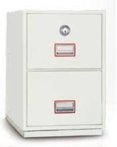 Armoire ignifugée à tiroirs - DFCE 2000