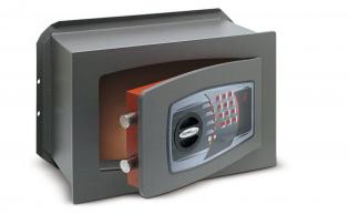 Coffre-fort encastrable à serrure électronique TECHNOMAX DT/1