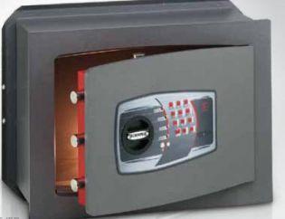 Coffre-fort encastrable serrure à combinaison électronique TECHNOMAX DT/7LP
