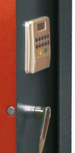 Armoire 10 fusils + coffre interne - Serrure électronique - TECHNOMAX TCE/10