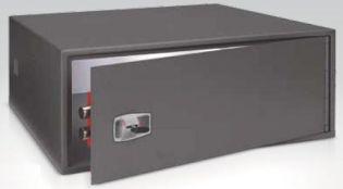 Armoire de sécurité - Serrure à clé double panneton TVC/24K