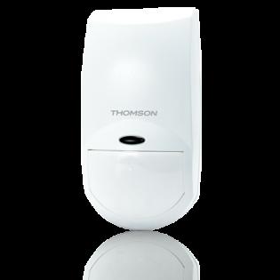 Détecteur de mouvement sans-fil compatible animaux 512745 THOMSON