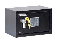 Coffre-fort alarme à serrure électronique - à poser et à sceller - Yale YEC/200/DB1 | YEC/250/DB1 | YEC/390/DB1