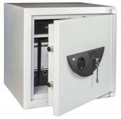 Coffre fort blindé certifié WS Office 801 K- Classe 2 - Serrure à clé - OFFICELINE101S - BURG-WACHTER