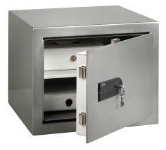 Coffre fort blindé-Certifié classe I MT 640 K Karat-Ouverture à clé - BURG WACHTER