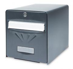 Boîte aux lettres  - Serrure à clés - BALnéaire - BURG-WACHTER