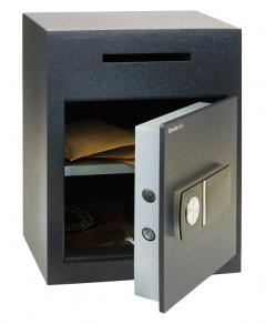 Coffre fort de sécurité - Serrure électronique - CHUBBSAFES SIGMA DEPOSIT 50 E / T3