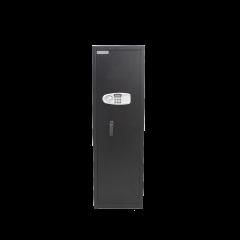 Armoire 10 fusils + coffret interne - Serrure électronique - COFFREFORTPLUS CFP10E