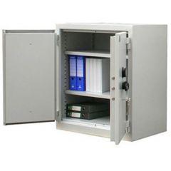 Armoire forte blindée - Serrure à clé et combinaison électronique - CONFORTI NC2LB
