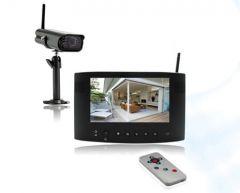 Vidéosurveillance sans fil couleur Extel-WESV82500