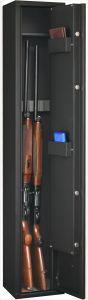 Armoire 4 fusils - Serrure à clé - FORTIFY DELTA 4
