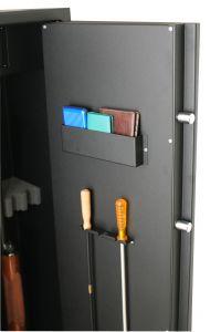 Armoire 8 fusils + coffret interne - Serrure à clé - FORTIFY DELTA 8