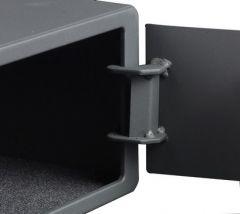 Coffre fort de sécurité - Serrure à clé - HARTMANN ESSENTIAL SECURITY HES 10