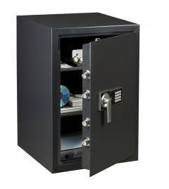 Coffre fort de sécurité - Serrure électronique - HARTMANN ESSENTIAL SECURITY HES 140