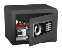 Coffre fort de sécurité - Serrure électronique - HARTMANN HES ESSENTIAL SECURITY 15