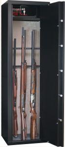 Armoire 16 fusils + coffret interne - Serrure à clé - INFAC SAFE SENTINEL SD16