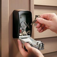 Boite à clés sécurisée-Médium-Fixation murale- MASTERLOCK-5401EURD