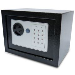 Coffre fort de sécurité - Serrure clé & électronique - SAFE PLUS FRANCE 17ST