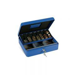 Caissette à monnaies et armoire à clés - Serrure à cylindre à clé - EURO 4E -ELEGANT EUROPA - TECHNOMAX