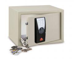 Coffret de sécurité à poser - Serrure à Combinaison Electronique Digitale - HOME TSE 2 -  TECHNOMAX