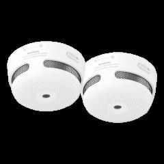 Kit de 2 Mini détecteurs de fumée autonomes - XSense - 2XXS01