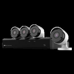 Kit de vidéosurveillance - Nivian - KIT81 4CAM 5M - 1TB
