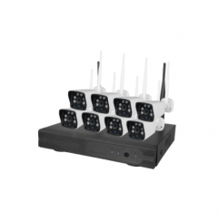 Kit vidéosurveillance - Nivian - KIT820W - H
