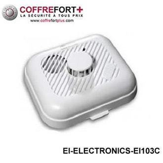 Détecteur de chaleur - EI ELECTRONICS - EI103C