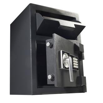 Coffre fort de dépôt de fonds - Serrure électronique - HARTMANN ESSENTIAL SECURITY HED 25