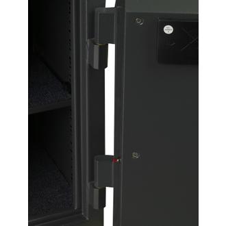 Coffre fort de dépôt de fonds - Serrure électronique - HARTMANN ESSENTIAL SECURITY HED 40