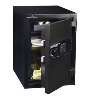 Coffre fort de sécurité ignifuge - Serrure électronique - HARTMAN ESSENTIAL FIRE HEF 30