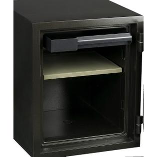 Coffre fort de sécurité ignifuge - Serrure électronique - HARTMANN ESSENTIAL FIRE HEF 40