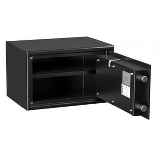 Coffre fort de sécurité - Serrure à clé et 4 tubes compteurs - HARTMANN HT15 N2