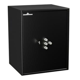 Coffre fort de sécurité - Serrure clé et combinaison mécanique - HARTMANN HT60
