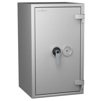 Coffre fort ignifuge 1 heure - Protection Vol et Feu - Serrure à clé A2P - HARTMANN PROTECT DUO PR0080G1 CLASSE 0 (Valeur assurable 8000€)