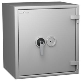 Coffre fort ignifuge 1 heure - Protection Vol et Feu - Serrure à clé A2P - HARTMANN PROTECT DUO PR0093G1 CLASSE 0 (Valeur assurable 8000€)