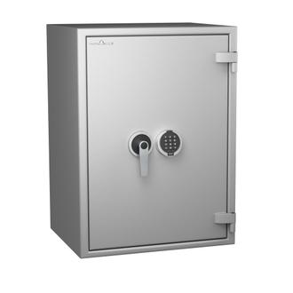 Coffre fort ignifuge 1 heure - Protection Vol et Feu - Serrure électronique classe 2 VDS - HARTMANN PROTECT DUO PR0123G4 CLASSE 0 (Valeur assurable 8000€)