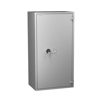 Coffre fort ignifuge 1 heure - Protection Vol et Feu - Serrure à clé A2P - HARTMANN PROTECT DUO PR0253G1 CLASSE 0 (Valeur assurable 8000€)
